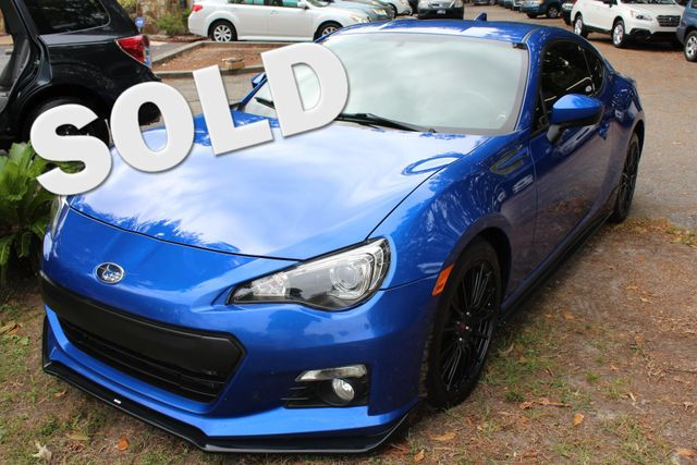 2015 Subaru BRZ Series.Blue | Charleston, SC | Charleston Auto Sales in Charleston SC