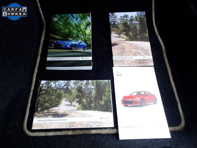 2015 Subaru BRZ Limited Madison, NC 36