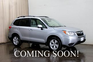 2015 Subaru Forester 2.5i Premium AWD w/Backup Cam Heated in Eau Claire, Wisconsin