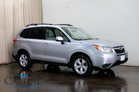 2015 Subaru Forester 2.5i Premium AWD w/Backup Cam Heated Seats Panoramic Roof Backup Cam & Bluetooth Audio in Eau Claire