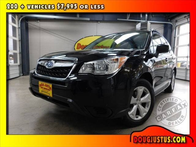 2015 Subaru Forester 2.5i Premium in Airport Motor Mile ( Metro Knoxville ), TN 37777