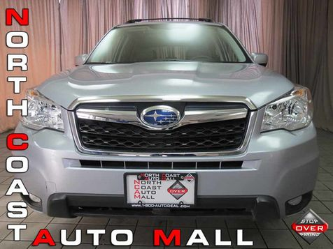 2015 Subaru Forester 2.5i Limited in Akron, OH