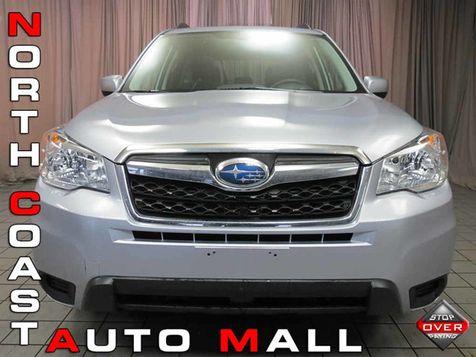 2015 Subaru Forester 2.5i Premium in Akron, OH