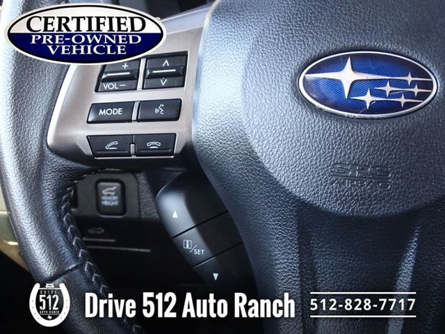 2015 Subaru Forester 2.0XT Touring in Austin, TX 78745