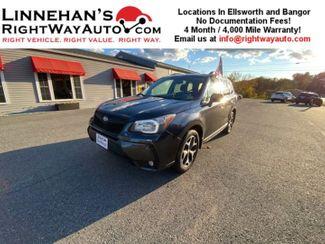 2015 Subaru Forester 2.0XT Touring in Bangor, ME 04401
