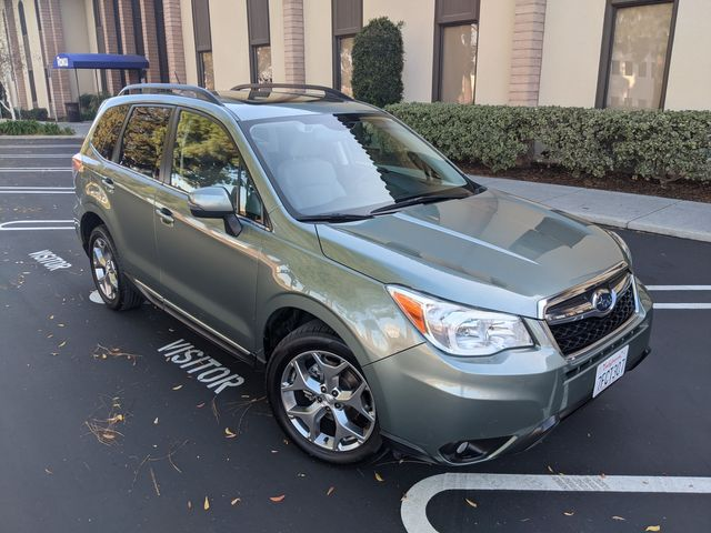 2015 Subaru FORESTER 2.5i TOURING in Campbell, CA 95008