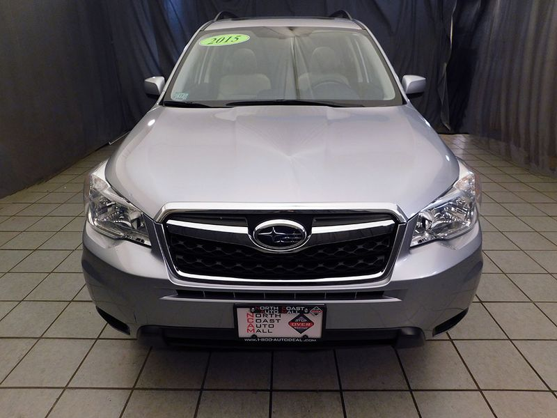 2015 Subaru Forester 25i Limited  city Ohio  North Coast Auto Mall of Cleveland  in Cleveland, Ohio