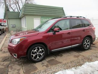 2015 Subaru Forester 2.0XT Touring in Fort Collins, CO 80524