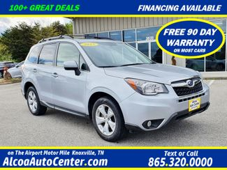 2015 Subaru Forester 2.5i Limited w/Leather/Navigation/HARMAN Sound in Louisville, TN 37777