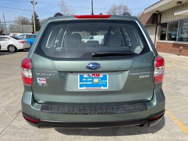 2015 Subaru Forester 2.5i in Medina, OHIO 44256