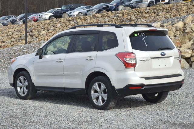 2015 Subaru Forester 2.5i Limited Naugatuck, Connecticut 2