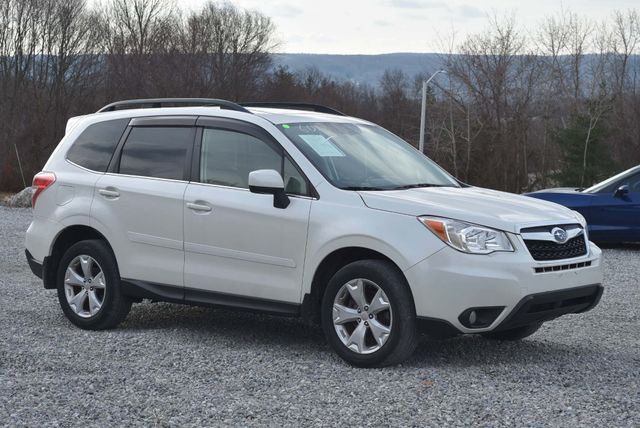 2015 Subaru Forester 2.5i Limited Naugatuck, Connecticut 6
