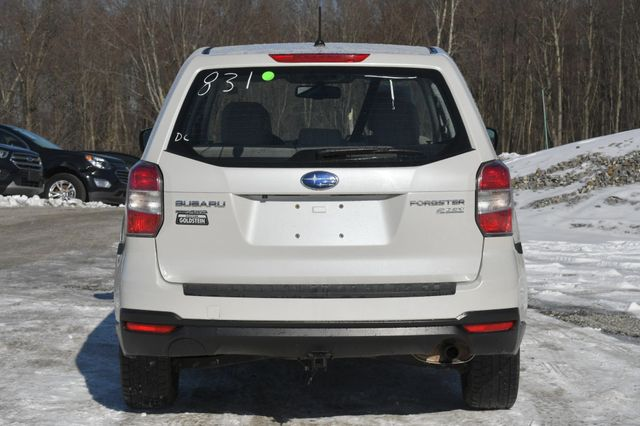 2015 Subaru Forester 2.5i Naugatuck, Connecticut 3