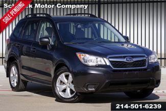 2015 Subaru Forester Premium 2.5i **** RATES AS LOW AS 1.99 APR* **** in Plano TX, 75093