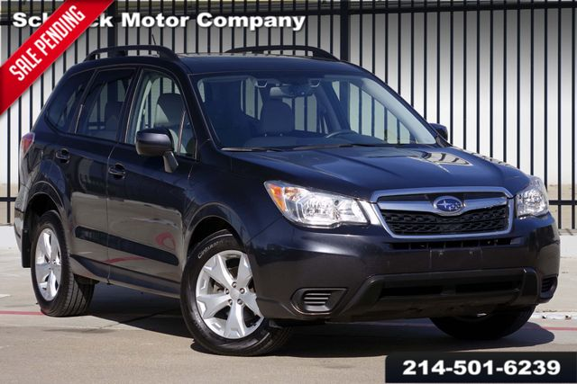 2015 Subaru Forester Premium 2.5i **** RATES AS LOW AS 1.99 APR* ****