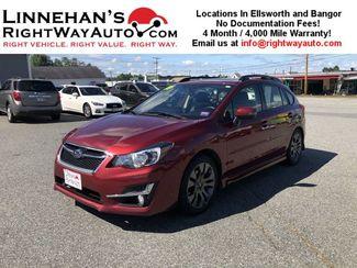 2015 Subaru Impreza in Bangor, ME