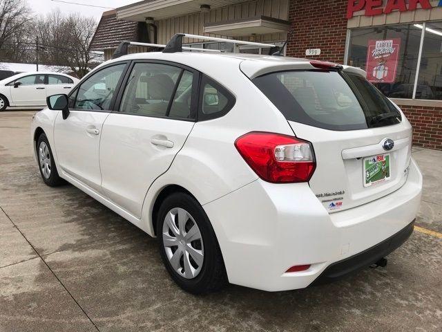 2015 Subaru Impreza 2.0i in Medina, OHIO 44256