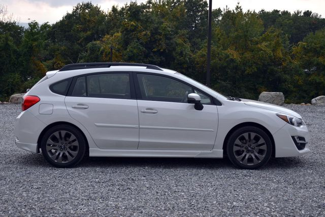 2015 Subaru Impreza 2.0i Sport Limited Naugatuck, Connecticut 5
