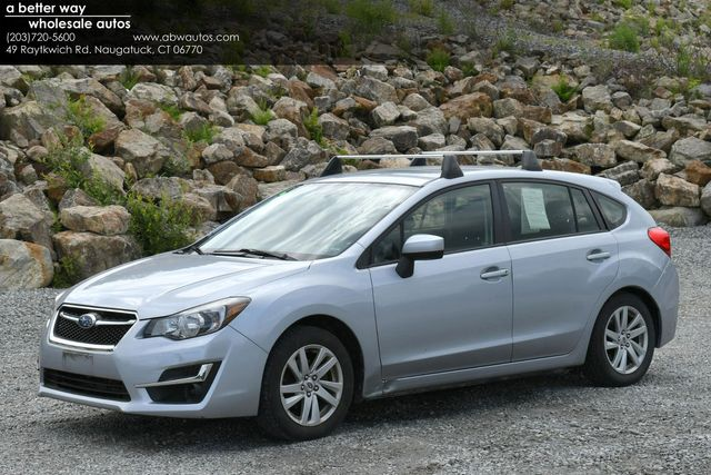 2015 Subaru Impreza 2.0i Premium AWD Naugatuck, Connecticut