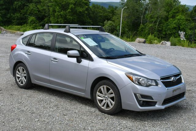 2015 Subaru Impreza 2.0i Premium AWD Naugatuck, Connecticut 8
