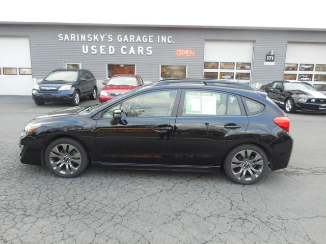 2015 Subaru Impreza 2.0i Sport Limited New Windsor, New York