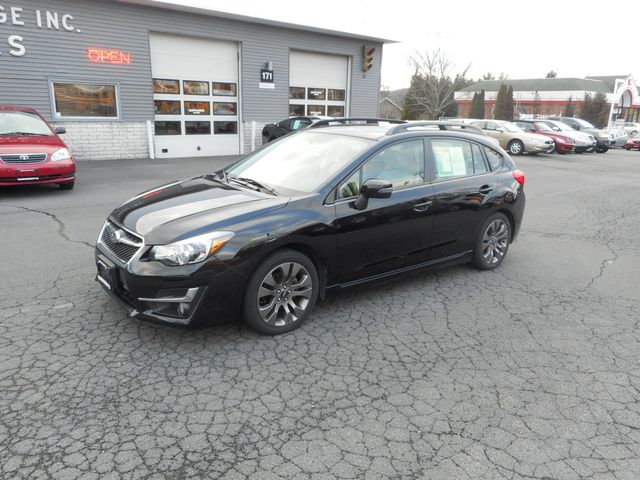 2015 Subaru Impreza 2.0i Sport Limited New Windsor, New York 1
