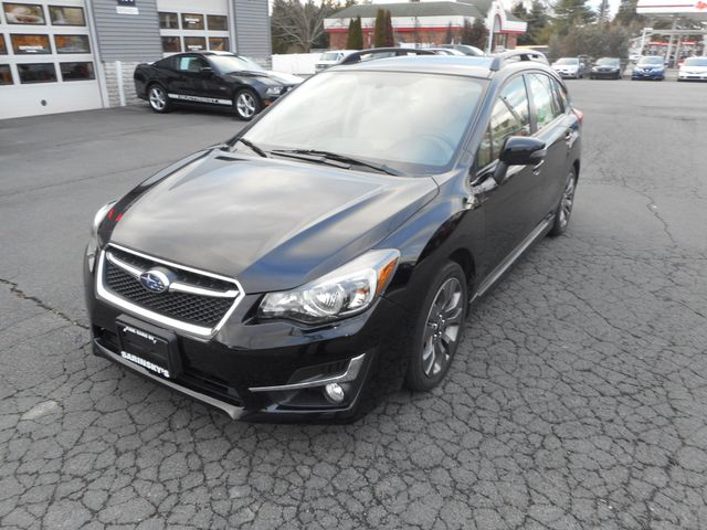 2015 Subaru Impreza 2.0i Sport Limited New Windsor, New York 11