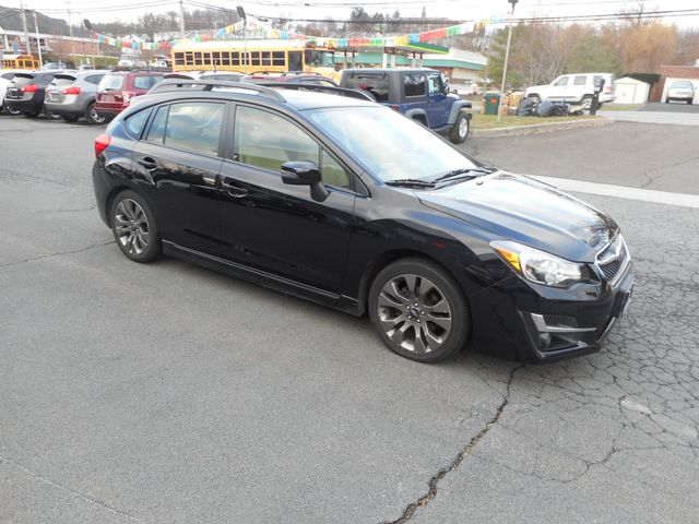2015 Subaru Impreza 2.0i Sport Limited New Windsor, New York 8