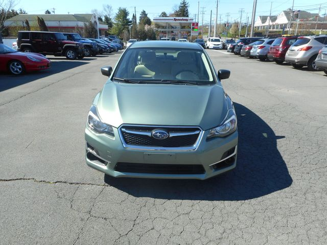 2015 Subaru Impreza 2.0i New Windsor, New York 10