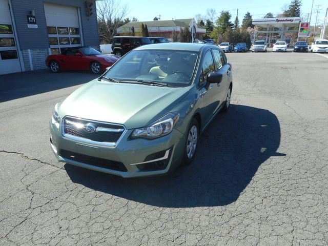 2015 Subaru Impreza 2.0i New Windsor, New York 11