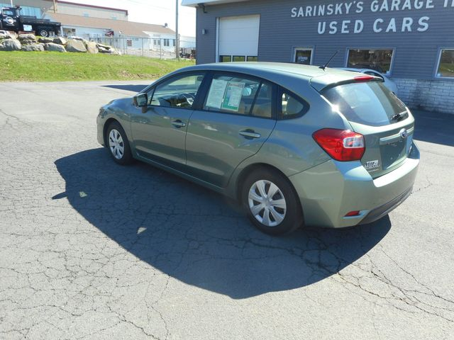 2015 Subaru Impreza 2.0i New Windsor, New York 2