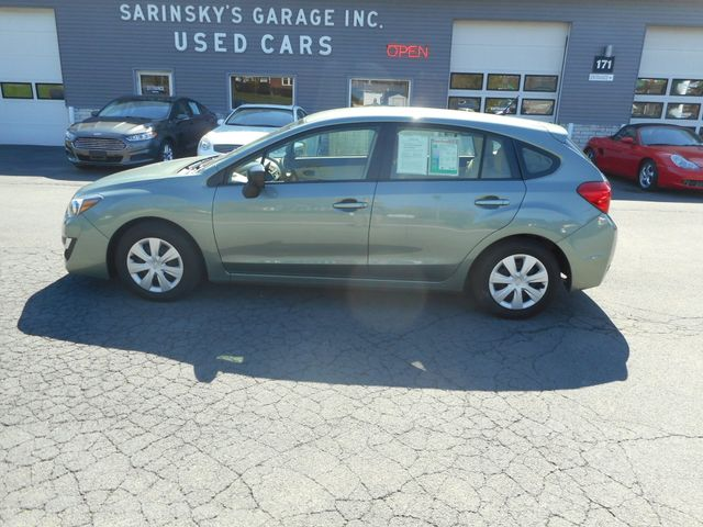 2015 Subaru Impreza 2.0i New Windsor, New York 23