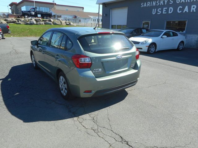 2015 Subaru Impreza 2.0i New Windsor, New York 3