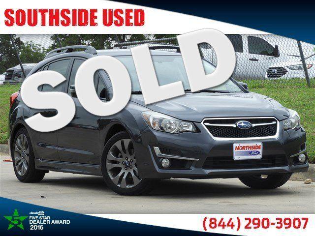 2015 Subaru Impreza 2.0i Sport Premium | San Antonio, TX | Southside Used in San Antonio TX