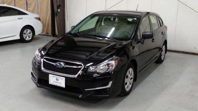 2015 Subaru Impreza Wagon 2.0i