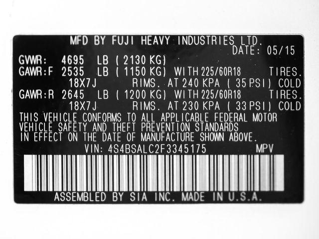 2015 Subaru Outback 2.5i Limited Burbank, CA 32