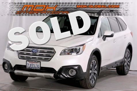 2015 Subaru Outback 3.6R Limited - Navigation - Leather - Sunroof in Los Angeles