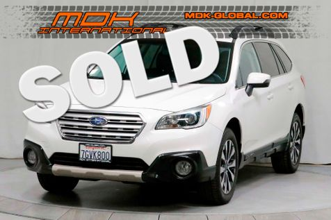 2015 Subaru Outback 2.5i Limited - 1 Owner - Service Records in Los Angeles