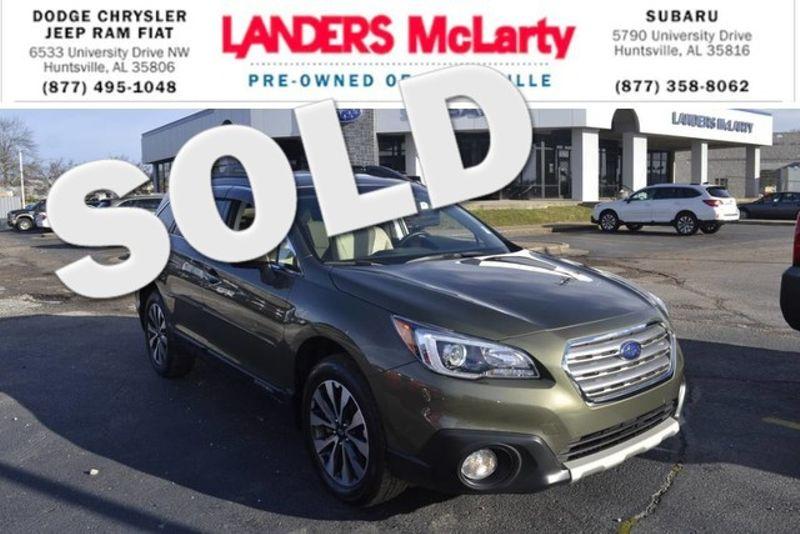 2015 Subaru Outback 3.6R Limited | Huntsville, Alabama | Landers Mclarty DCJ & Subaru in Huntsville Alabama