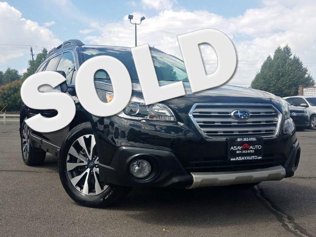 2015 Subaru Outback 2.5i Limited LINDON, UT