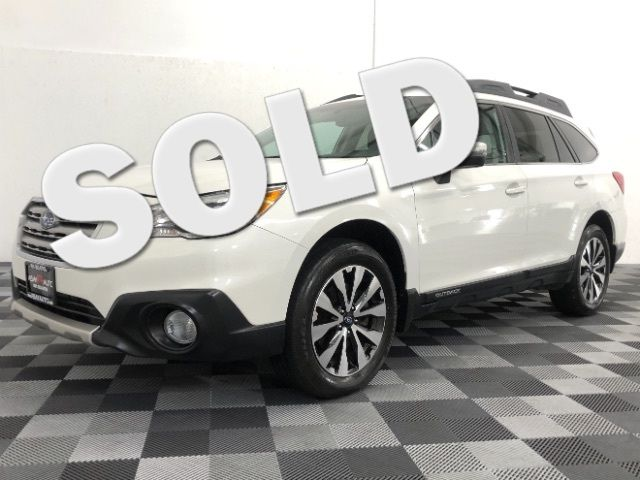 2015 Subaru Outback 3.6R Limited LINDON, UT