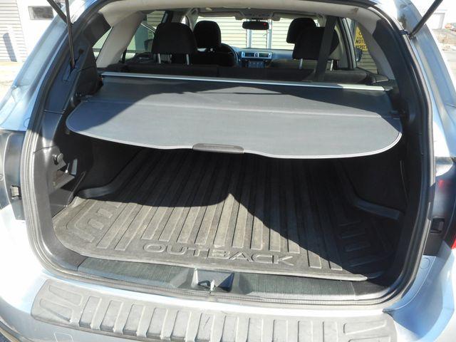 2015 Subaru Outback 2.5i Premium New Windsor, New York 22
