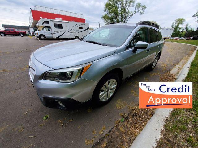 2015 Subaru Outback 2.5i Premium 3 mo 3000 mile warranty