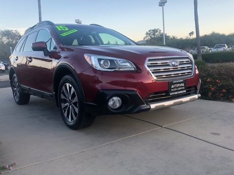 2015 Subaru Outback 3.6R Limited   San Luis Obispo, CA   Auto Park Sales & Service in San Luis Obispo, CA