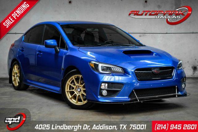2015 Subaru WRX Premium w/ Upgrades