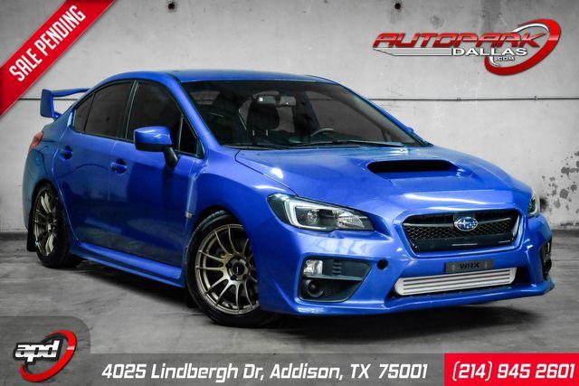 2015 Subaru WRX w/ MANY Upgrades