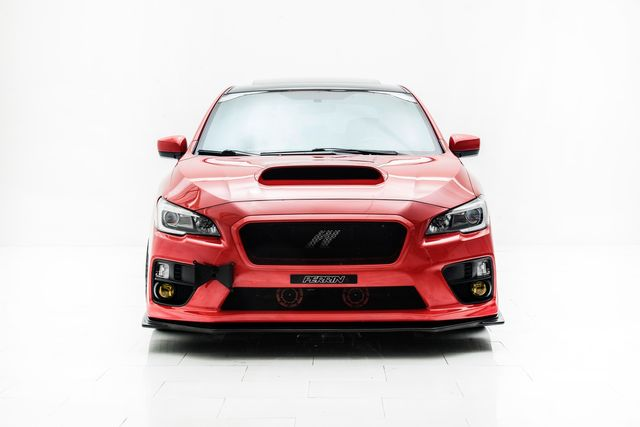 2015 Subaru WRX Limited With Many Upgrades in Carrollton, TX 75006