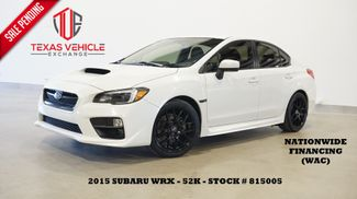 2015 Subaru WRX Sedan AWD 6 SPD,COBB TUNER,BACK-UP CAM,CLOTH,52K in Carrollton, TX 75006