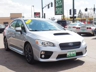 2015 Subaru WRX Premium Englewood, CO 2