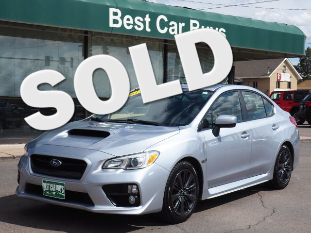 2015 Subaru WRX Premium Englewood, CO
